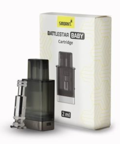 Cartridge and Coil Smoant Battlestar Baby Pod Authentic by Smoant