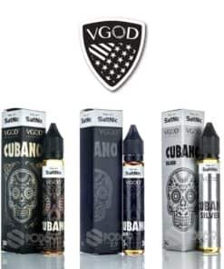 VGOD CUBANO BROWN / SILVER / BLACK