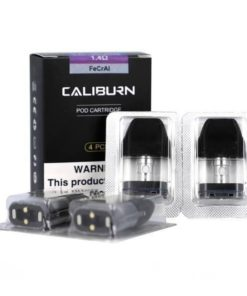 Uwell - Caliburn Pod Cartridge (4pcs)